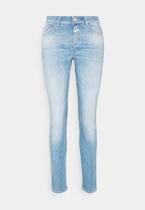 BAKER  - Slim fit -farkut - mid blue