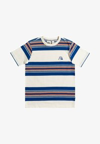 Quiksilver - Print T-shirt - true navy coreky - 0