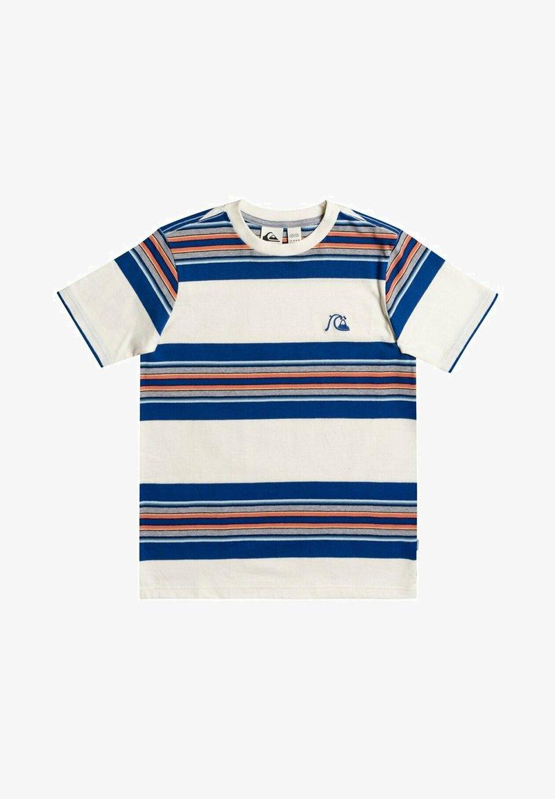 Quiksilver - Print T-shirt - true navy coreky