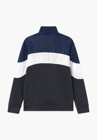 adidas Originals - TRACK UNISEX - Training jacket - black/dark blue/white - 1