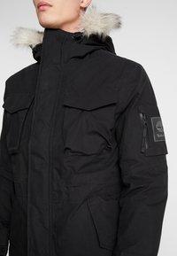 Timberland - NORDIC EDGE EXPEDITION - Zimní kabát - black - 6