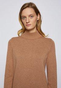 BOSS - C_FABELLETTA - Day dress - light brown - 3