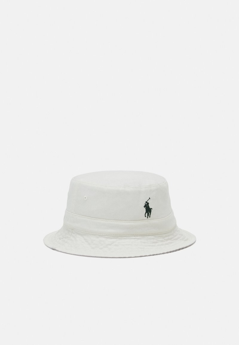 Polo Ralph Lauren - BUCKET HAT UNISEX - Cappello - chic cream