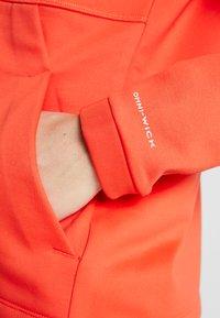 Columbia - WINDGATES™ CREW - Fleece jumper - bright poppy - 5