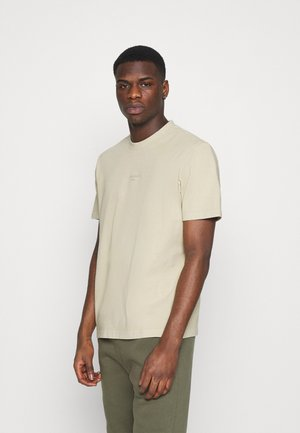 TEE - Basic T-shirt - stucco