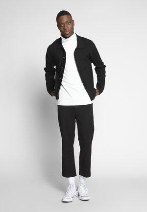 CHRISTIANO - Long sleeved top - ecru