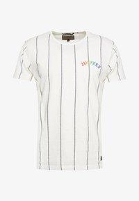 Amsterdenim - AMSTERDAM PRIDE - T-shirt con stampa - off-white - 4