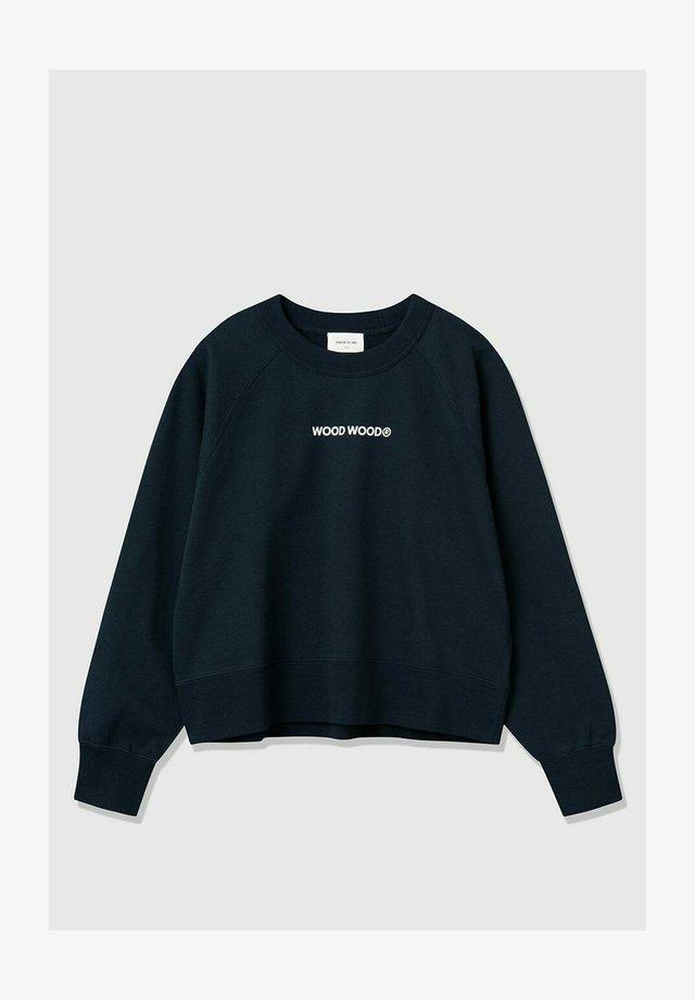 HOPE - Sweatshirt - navy