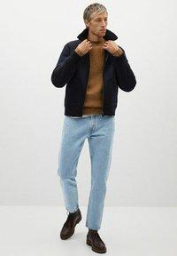Mango - BEN - Straight leg jeans - hellblau - 1