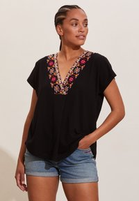 Odd Molly - ANTHEA - Blouse - almost black - 0