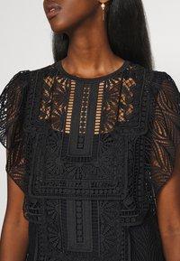 Alberta Ferretti - DRESS - Day dress - black - 6