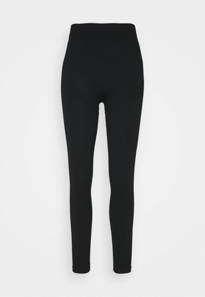 GUNILD - Leggings - Trousers - black