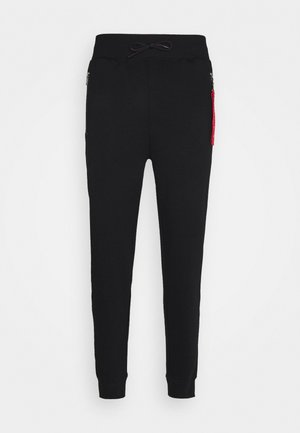 DEASTY - Tracksuit bottoms - black