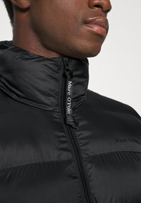 Marc O'Polo - JACKET REGULAR FIT - Light jacket - black - 6