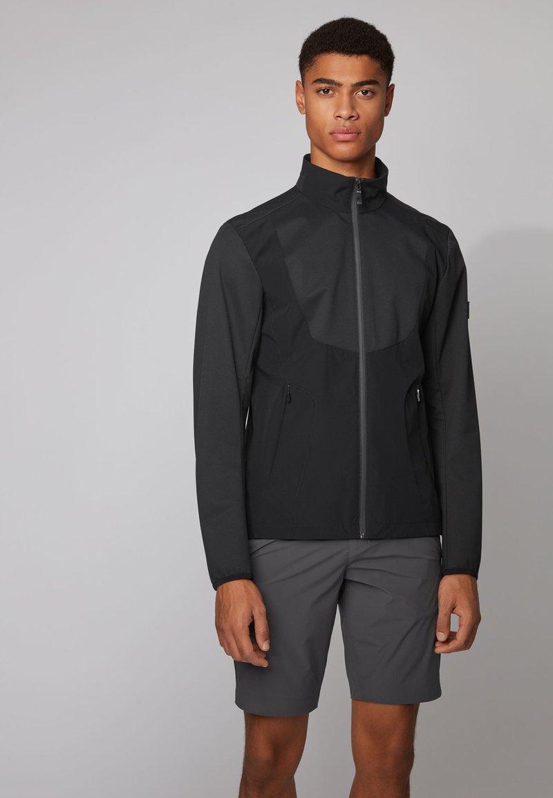 BOSS - J_MANORO - Outdoor jacket - black