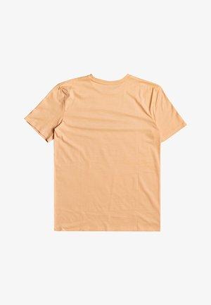 DRIFTAWAYSS - Print T-shirt - coral sands