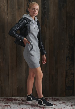 ORANGE LABEL - Day dress - grey marl
