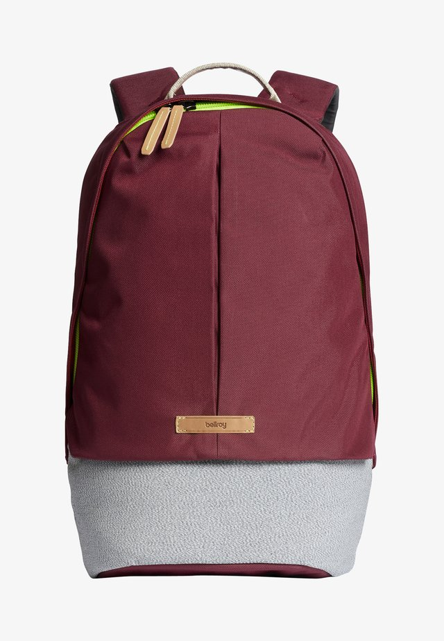 CLASSIC BACKPACK PLUS - Rucksack - neon cabernet