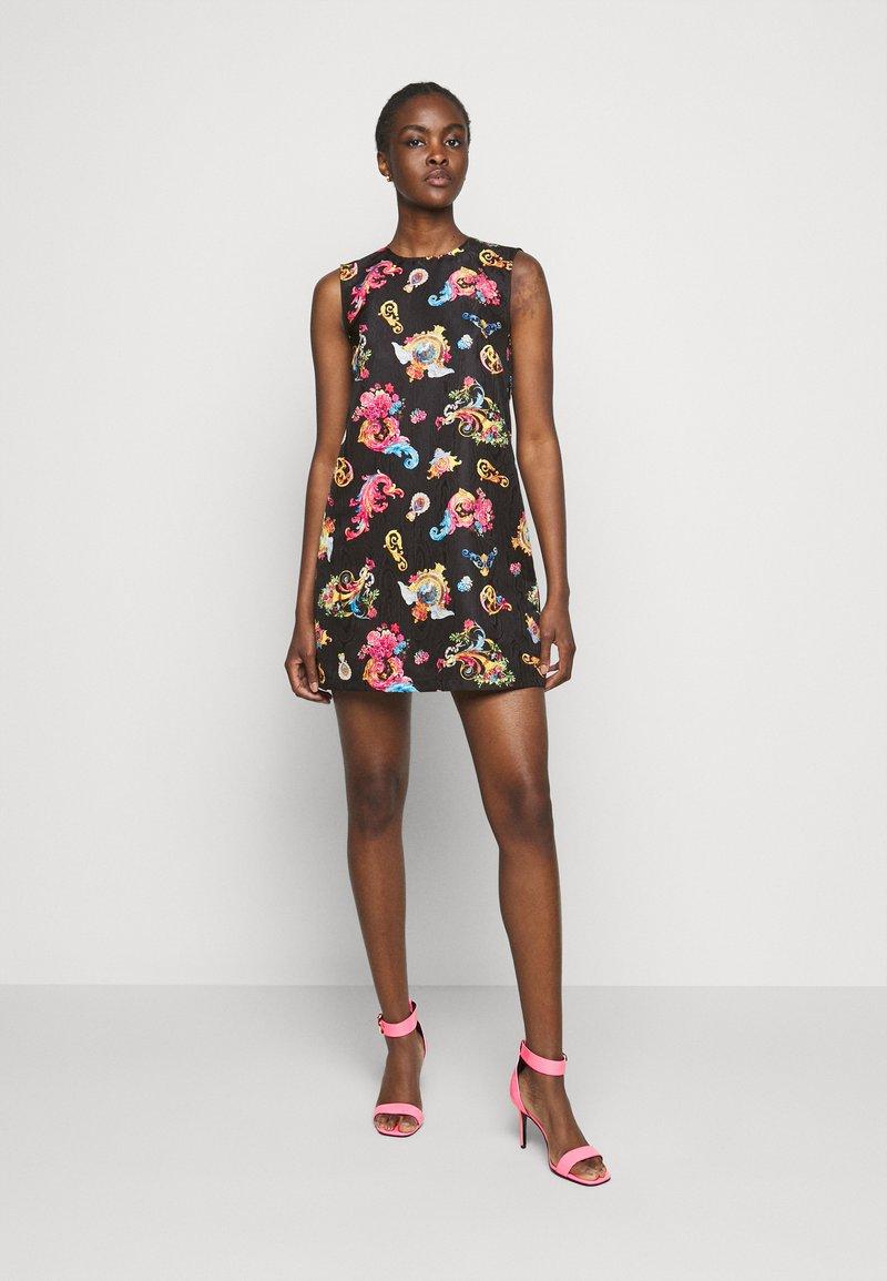 Versace Jeans Couture - LADY DRESS - Sukienka letnia - black