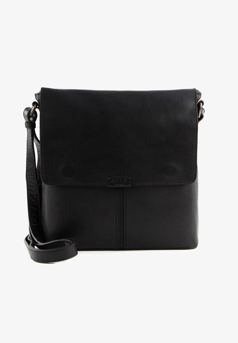 Saddler - OSLO  - Across body bag - black
