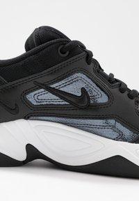 Nike Sportswear - TEKNO  - Trainers - black/metalic hematite/summit white - 2