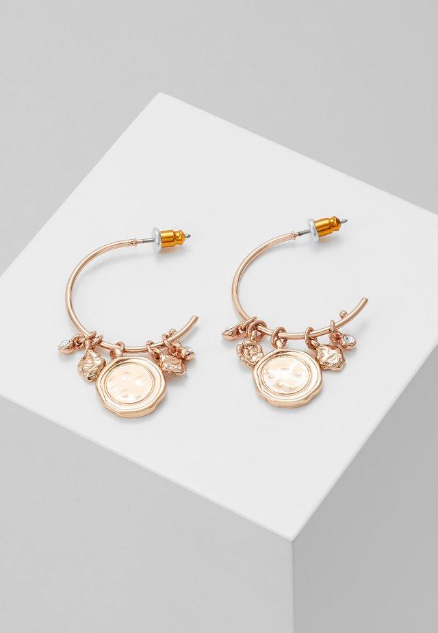 EARRINGS AIR - Orecchini - gold-coloured
