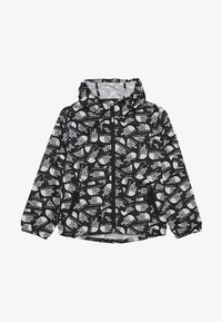 The North Face - YOUTH NOVELTY FLURRY HOODIE - Windbreaker - black - 2