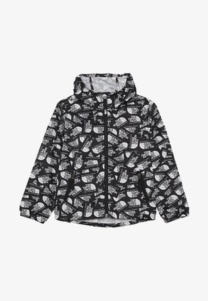 YOUTH NOVELTY FLURRY HOODIE - Vindjakke - black
