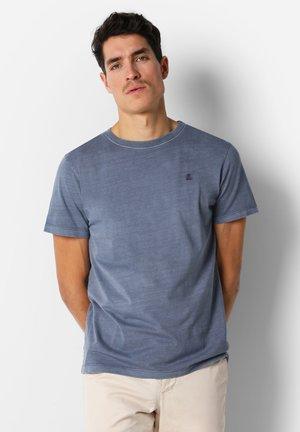 SKULL  - T-shirt basic - blue