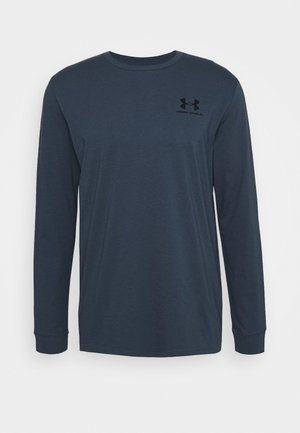 SPORTSTYLE LEFT CHEST - Funktionstrøjer - mechanic blue