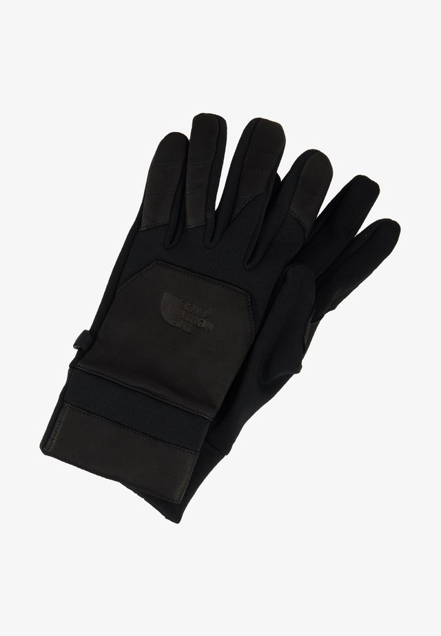 ETIPGLOVE - Rękawiczki pięciopalcowe - black
