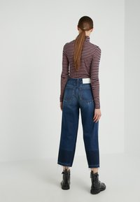CLOSED - GLOW WIDE - Straight leg jeans - mid blue - 2