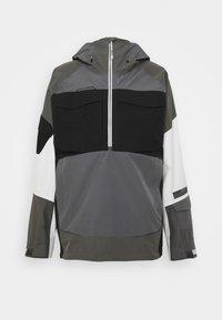 Burton - BANSHY CASTLEROCK  - Snowboard jacket - castlerock/multi - 7