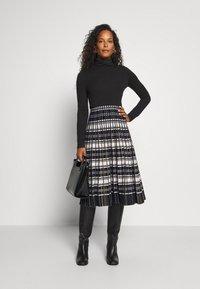 Derhy - PHEDRE JUPE - A-line skirt - black - 1