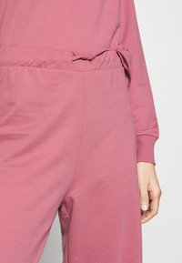 Anna Field - TRACKSUIT SET JOGGERS AND SWEATSHIRT - Tracksuit - pink - 5