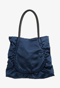 NUDIMINI - Handbag - acantho blue