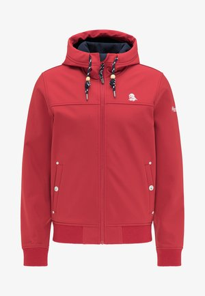 Outdoor jacket - red