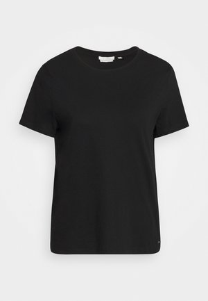 T-shirt basic - deep black