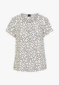 s.Oliver BLACK LABEL - Blouse - soft white floral print - 5