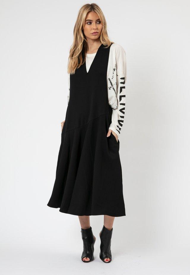 VOID - Korte jurk - jet black