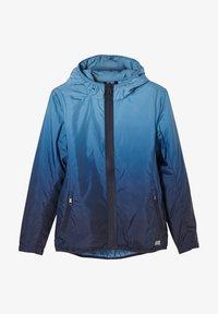 s.Oliver - Light jacket - blue gradient - 0