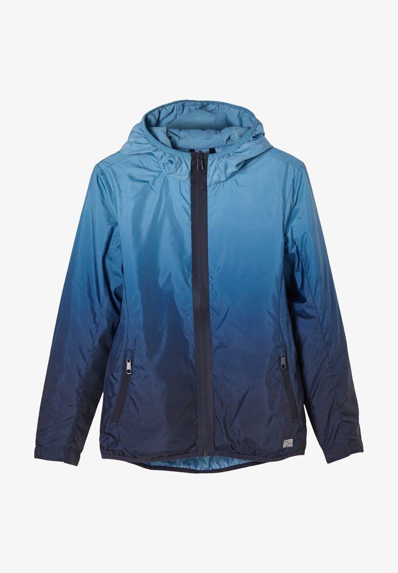 s.Oliver - Light jacket - blue gradient