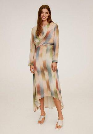 TIBI-A - Maxi dress - mittelbraun