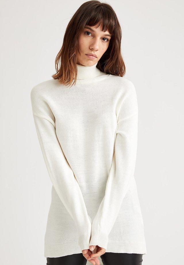 Pullover - ecru