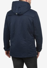 Solid - Winter jacket - insignia blue - 1