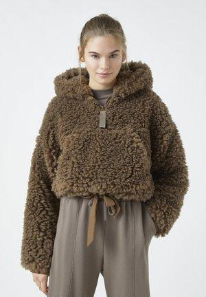 Vinterjakker - mottled brown