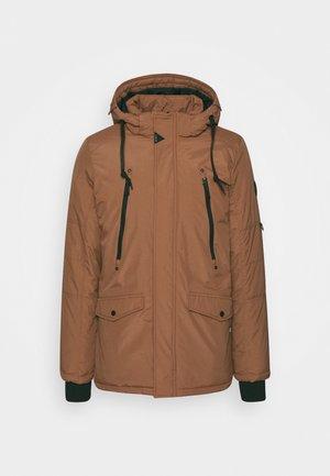 AOSTA TASLON - Winter jacket - brick
