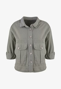 Heartkiss - Denim jacket - khaki - 4