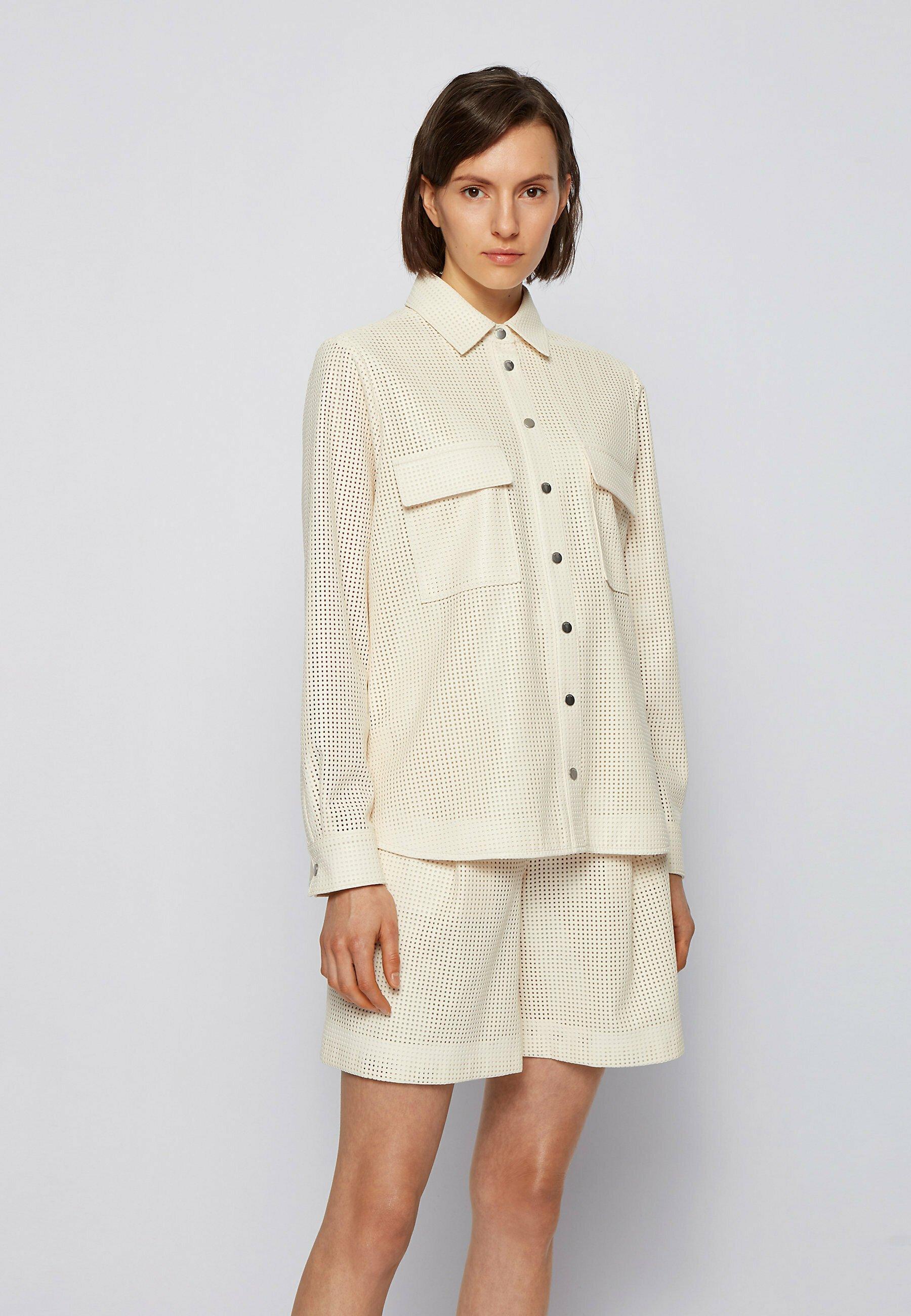 Women C_BAFY - Button-down blouse