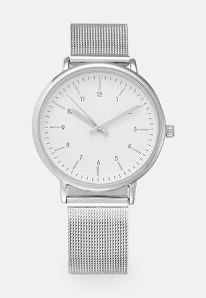 Klokke - silver